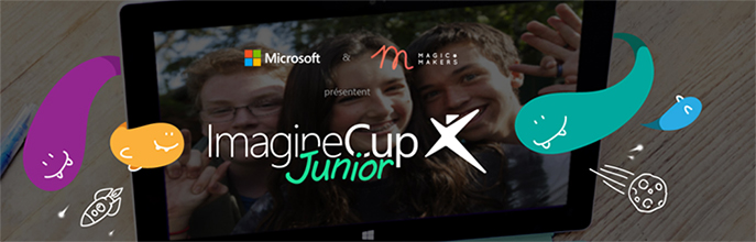Imagine cup junior