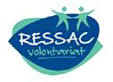 Logo Ressac Volontariat