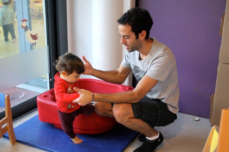 educateur de jeunes enfants un m tier s lectif qui recrute encore cidj. Black Bedroom Furniture Sets. Home Design Ideas
