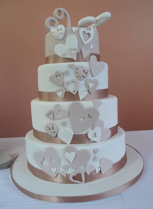 Gâteaux de mariage : les cake designers arrivent en France  CIDJ