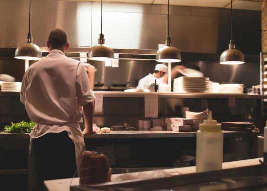 travailler dans les cuisines d u2019un grand h u00f4tel   un plus
