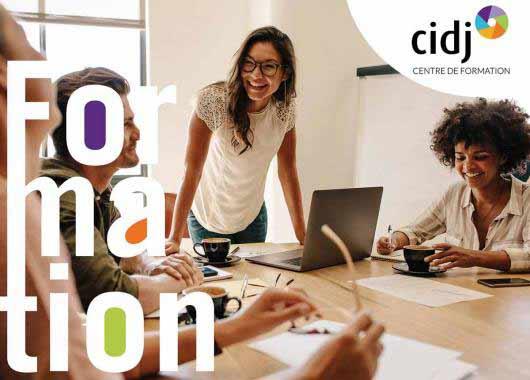 Le Centre De Formation Du Cidj Cidj