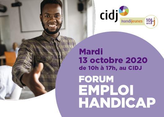 rencontre emploi handicap 2021)