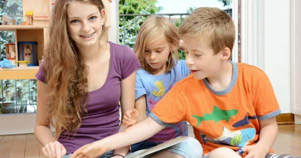 Définition au pair : qu'est-ce que un jeune au pair ?