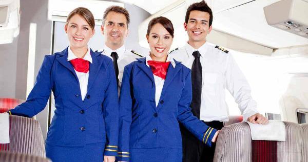 Hotesse De L Air Steward Metier Etudes Diplomes Salaire