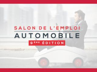 Salon de l'emploi automobile 2018