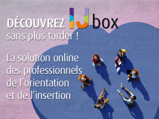 IJ box, la solution online des professionnels de l'orientation et de l'insertion